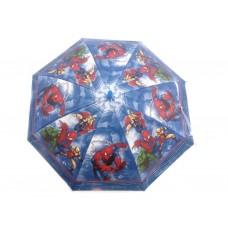 Детский виниловый зонтик с героями мультфильмов (для мальчиков)