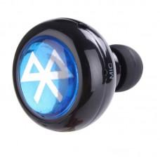 Беспроводные наушники с Bluetooth (AirBeets) черные