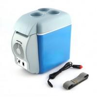 Автомобильный холодильник нагреватель Portable Electronic Cooling and Warming Refrigerator, 7.5L