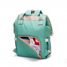 Сумка-рюкзак для мамы Mummy Bag (Мятный)