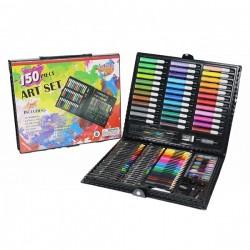 Набор для рисования в чемодане Art Set (150 предметов)