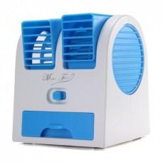 Настольный кондиционер-вентилятор HY-168 (голубой)