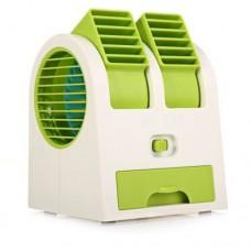 Настольный кондиционер-вентилятор HY-168 (зеленый)