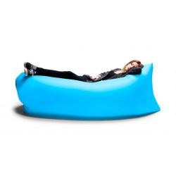 Надувной лежак Ламзак синий