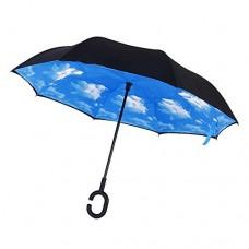 Зонт наоборот UpBrella НЕБО