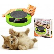 Интерактивная игрушка для кошек (Поймай Мышку Catch The Mouse)