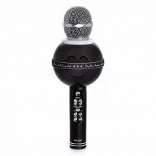 Беспроводной караоке микрофон WS-878(черный)