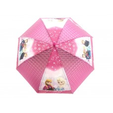 Детский виниловый зонтик с голографическими вставками (для девочек)