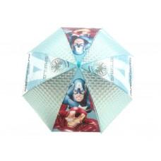 Детский виниловый зонтик с голографическими вставками (для мальчиков)
