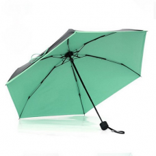 Карманный зонтик MINI POCKET UpBrella (зеленый)